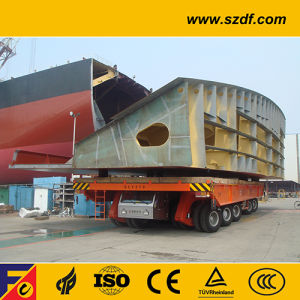 Self Propelled Hydraulic Platform Trailer (DCY270) pictures & photos
