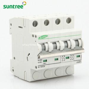 4 Pole DC1000V Solar DC Mini Circuit Breaker pictures & photos