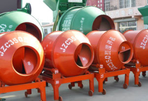 Easy Operated Concrete Mixer Construction Machine pictures & photos