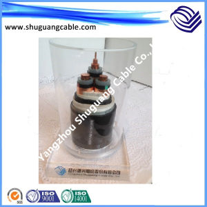 Medium Voltage/Zero Halogen Low Smoke/XLPE Insulated/PE Sheathed/ Armored/Screened/Electrical Power Cable pictures & photos