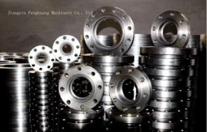 16mn Small Medium Large Flange Forging pictures & photos