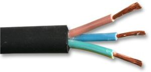 Electrical Flexible Cable, 300/500V, 3core 1.5mm2 Cu/PVC/PVC pictures & photos
