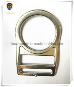 Forged White Zinc Plating D-Rings pictures & photos