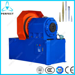 Auto Pipe Shrinking Pipe Taper Reducing Machine pictures & photos