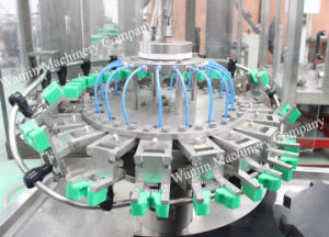 Glass Bottle Alcohol Wine Filling Machine pictures & photos