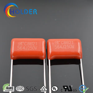 Capacitor (Cbb21 564j/250V P=15 Polypropylene) for Appliance Circuit Board pictures & photos