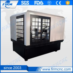 FM6060 Shoe Mold Metal Engraving Milling CNC Mould Making Machine pictures & photos