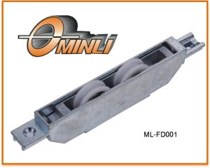 Popular Zinc Bracket with Double Pulley (ML-FD001) pictures & photos