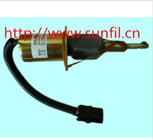 Igh Quality 3928160 Diesel Fuel Shutoff Solenoid SA-4293-12, 12V, pictures & photos