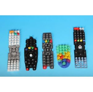 Silicone Keypad for Remote Controller pictures & photos