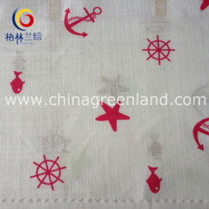 Woman Printed Textile Woven Fabric of 100%Cotton (GLLML157) pictures & photos