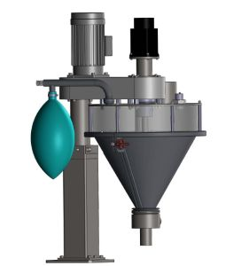 Auger Filler for Dry Powder pictures & photos