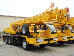 16ton Truck Crane Qy16c pictures & photos