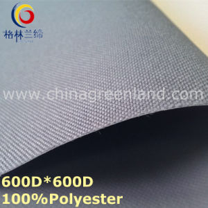 Waterproof Polyester Plain Dyeing Oxford Fabric for Garment (GLLML307) pictures & photos