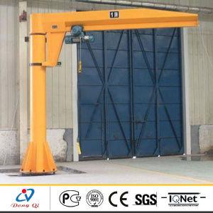 360 Degree Rotation Arm Single Jib Portal Crane From China Crane Hometown