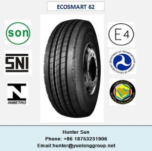 Ilink Brand Truck & Bus Radial Tyres 295/60r22.5 Ecosmart 62 pictures & photos