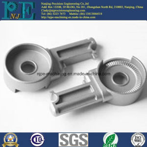 China Supply Low Cost Aluminum Alloy Cast Parts pictures & photos