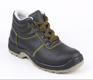 Winter Warm Safety Shoe (SN5208) pictures & photos
