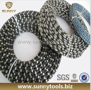 Quarry Cutting Diamond Wire Saw for Granite/Marble Quarry or Mining pictures & photos