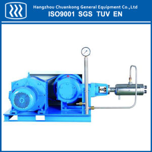 High Pressure Pump for Cryogenic Liquid Gas pictures & photos