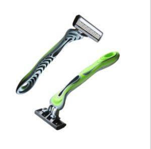 Good Quality Three Blade Disposable Razor Shaving Razor Blade Shaver pictures & photos
