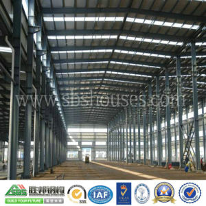 Prefabricated Building Maunfactory Steel Structure Warehouse pictures & photos