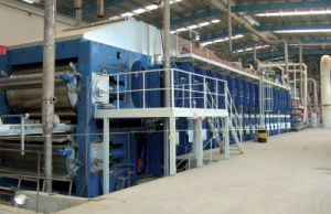 High Quality Laminates HPL Board Production Line pictures & photos
