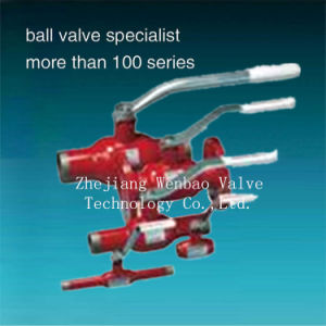 Trunnion Mounted Ball Valve Fully Welded pictures & photos