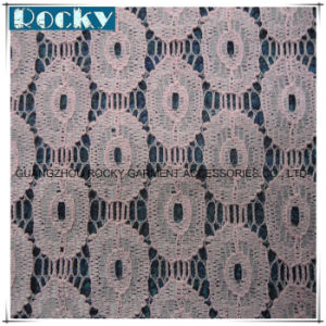 Round Lace Fabric Nylon Fabric Lace for Fashion Garment pictures & photos