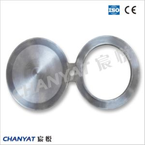 Titanium Alloy Blank, Spacer, Figure 8 Blind Flange (F-1F-2F-3F-7F-9F-11) pictures & photos
