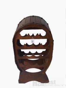 Wooden Wine Rack (HS100032)