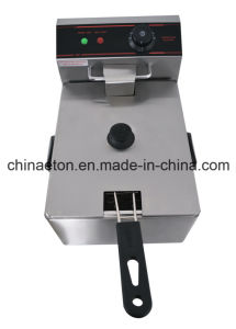 CE Approve Safety and Energy Saving Small Deep Fryer (ET-ZL1) pictures & photos