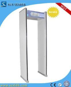 2015 New Model 33 Zones Doorframe Metal Detector Gate (XLD-A2-33) pictures & photos