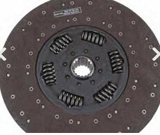 1878 002 730 for Benz Truck Clutch Plate pictures & photos