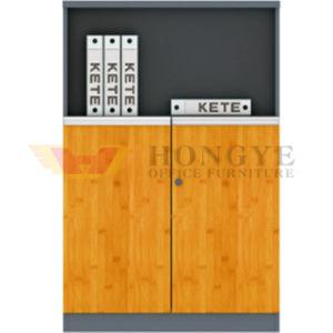 China Office Medium Bamboo Filing Cabinet (HY-H60-0602) - China ...