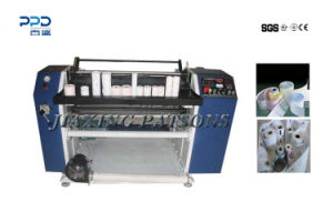 High Quality Cash Register Paper Roll Slitting Machinery pictures & photos