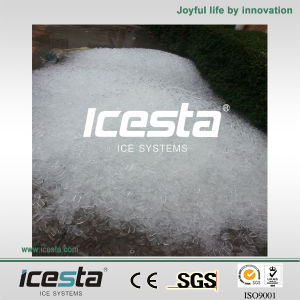 Icesta Classic PLC Tube Ice Machine (IT10T-R4A) pictures & photos