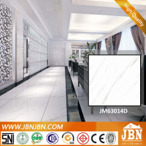 Carara Marble Porcelain Polished Glazed Flooring Tile (JM83014D) pictures & photos