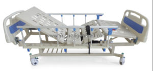Electric Double Function Hospital Patient Bed CE ISO Approved Cw-A0002b pictures & photos