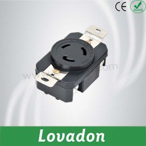 L5-20r American Anti-off Three-Hole Outlet pictures & photos
