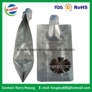 Aluminum Foil Bag for Packing Fruit Cosmetics & Hair Protect Liquid