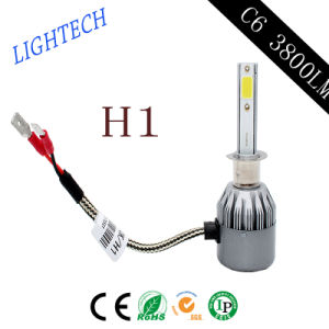 Light C6 Auto LED Bulb 880 6000K Car LED Headlight pictures & photos