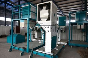 Pneumatic Type Packing Machine for Wood Pellets pictures & photos