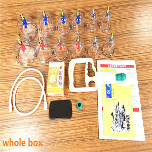 High Quality Cupping Hijama/Cupping/Vacuum Therapy Cupping Machine with Competitive Price pictures & photos