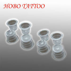 Hot Sale Cheap Accessories Tattoo Ink Cup Hb1004-1/2/3 pictures & photos