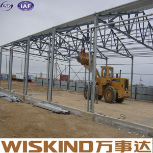 Pre-Engineered Prefab Warehouse Farm Building Material Steel Structure Building pictures & photos