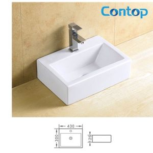 Ceramic Counter Top Washing Basin 8323 pictures & photos