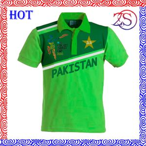 OEM Custom Design Wholesale Cricket Team Jersey pictures & photos