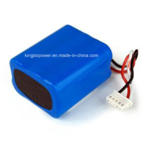 7.4V External Lithium Ion Rechargeable Battery Pack (8800mAh)