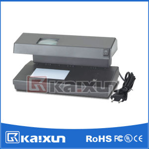 UV Mg Currency Money Detector for Any Currency (KX-7C) pictures & photos